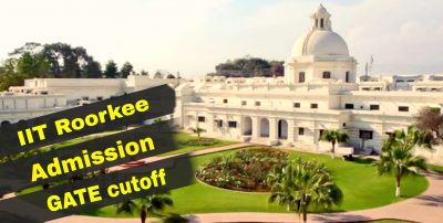 IIT Roorkee M Tech Admission