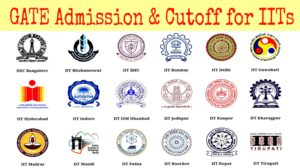GATE cutoff for IIT & Admission