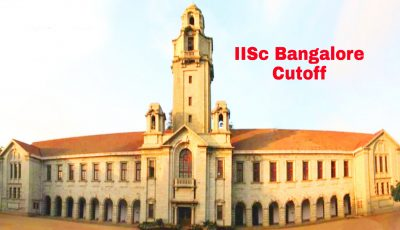 IISc Bangalore MTech Admission & GATE Cutoff