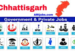 CG Govt Job: Latest Govt Jobs in Chattisgarh | CG Job Alert | CG Vacancy