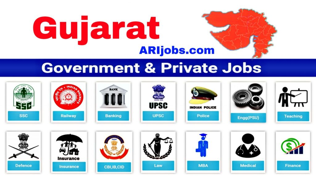 Government Jobs in Gujarat: Maru Gujarat Jobs