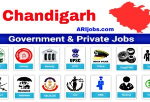 Govt Jobs in Chandigarh: Latest Chandigarh Govt Jobs