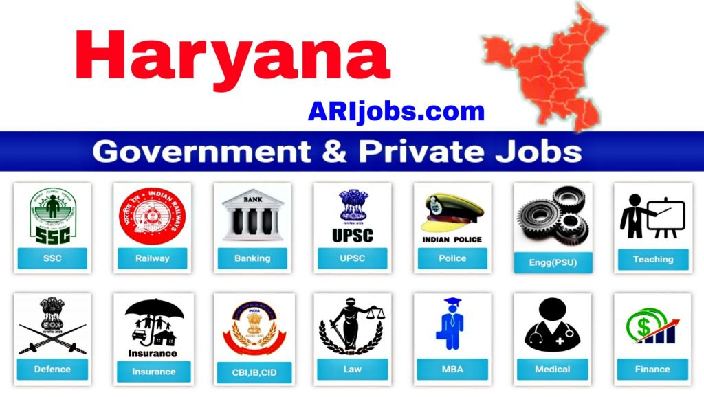 Govt Jobs in Haryana: Sarkari Naukri in Haryana | HSSC Recruitment