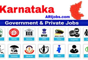 Govt Jobs in Karnataka: Latest Karnataka Govt Jobs