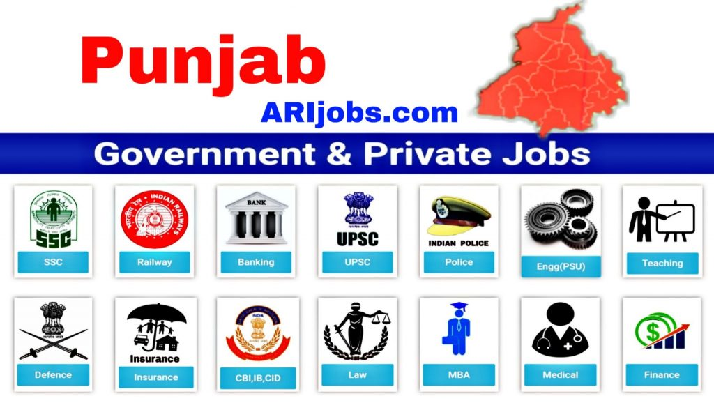 Govt Jobs in Punjab: Latest Punjab Govt Jobs