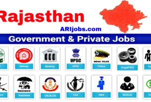 Govt Jobs in Rajasthan: Latest Rajasthan Job | Job alert Rajasthan