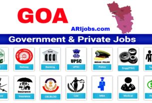 Jobs in Goa: Latest Goa Govt Jobs