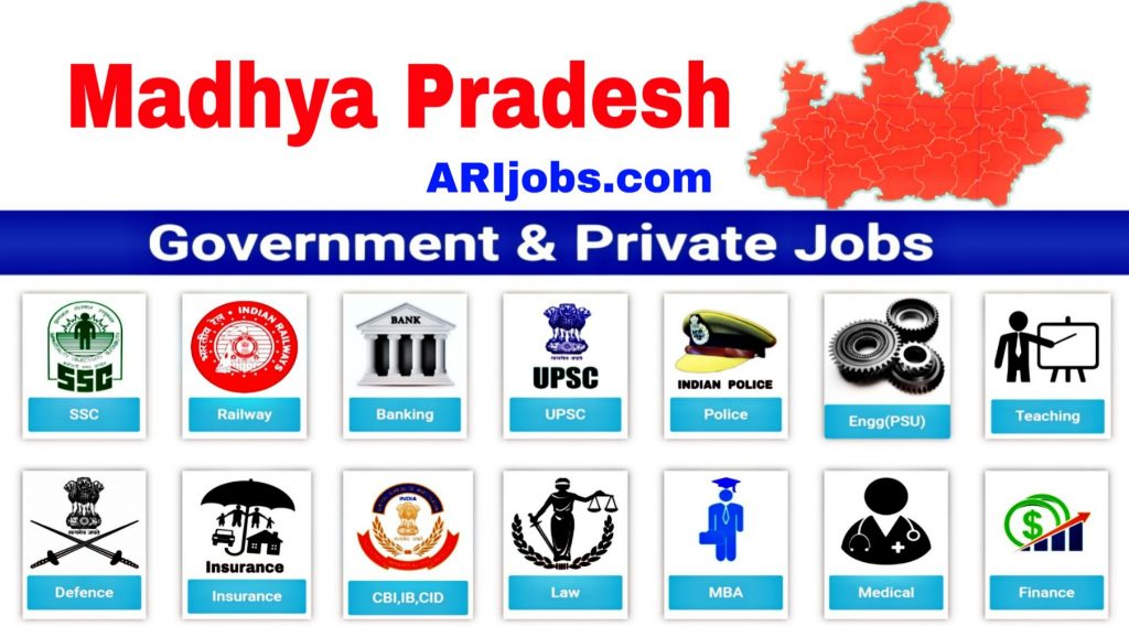 MP Govt Job: Latest free job alert MP | MP online job