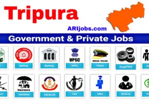 Tripura Job: Latest Govt Jobs in Tripura | Tripura Govt Job