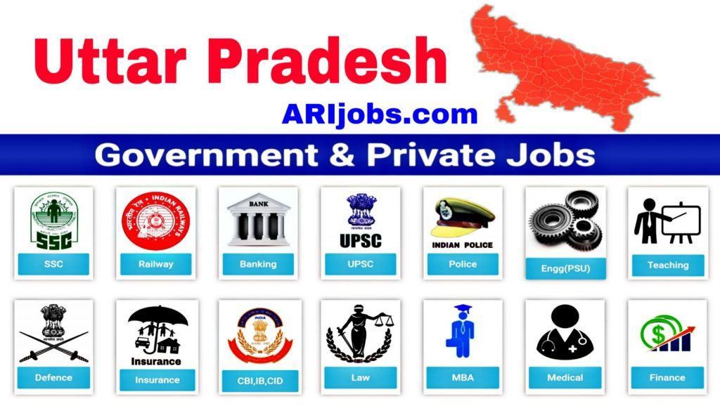 UP Govt Job: Latest Government Jobs in UP | Vacancy in UP