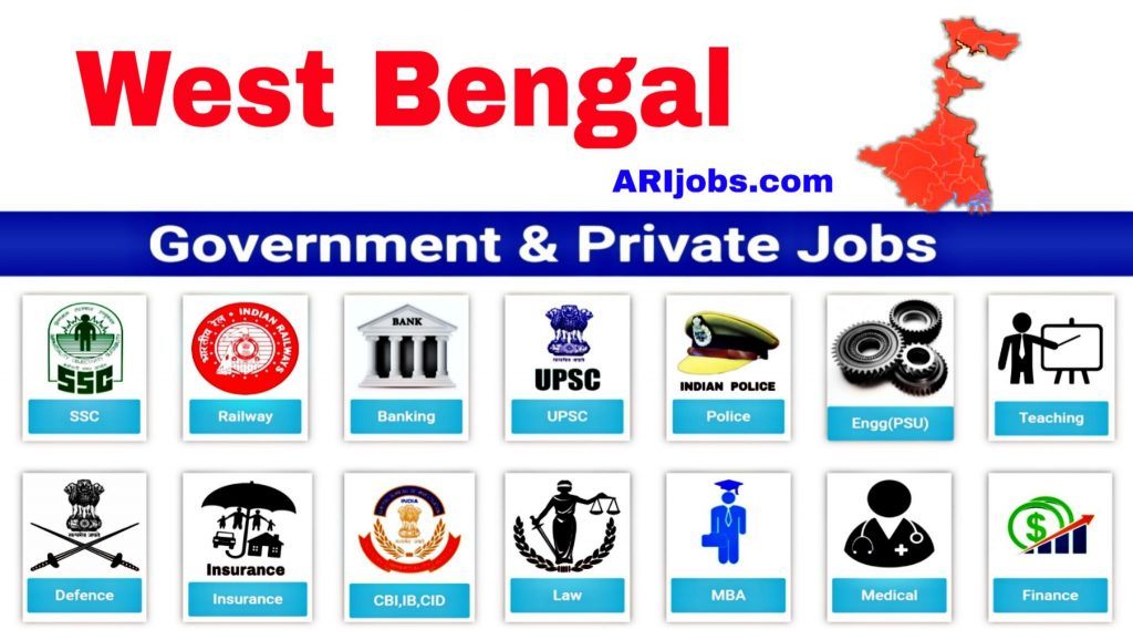 WB Govt Job: Latest Govt Jobs in West Bengal