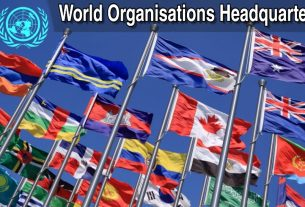 International Organisations and Headquarters & Head